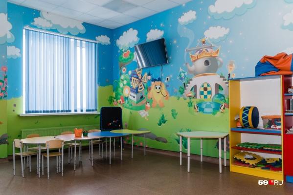 Пермские детские поликлиники выглядят хорошо, но записаться в них бывает сложно