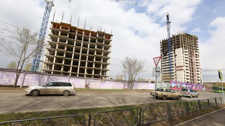 Два банкротящихся застройщика заявили, что будут достраивать свои дома
