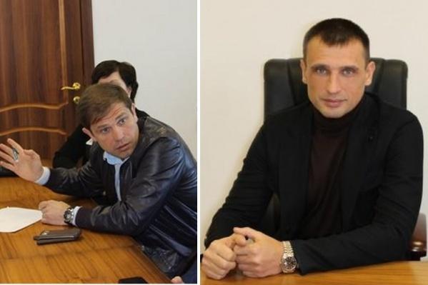 Братья Александр и Владимир Глушковы имеют четырех «однофамильцев» в земском собрании Балахны и кучу родни в администрации