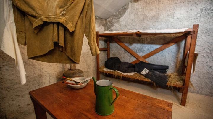 «Там строили рабское общество». Как на месте страшного штрафного лагеря под Новосибирском вырос музей