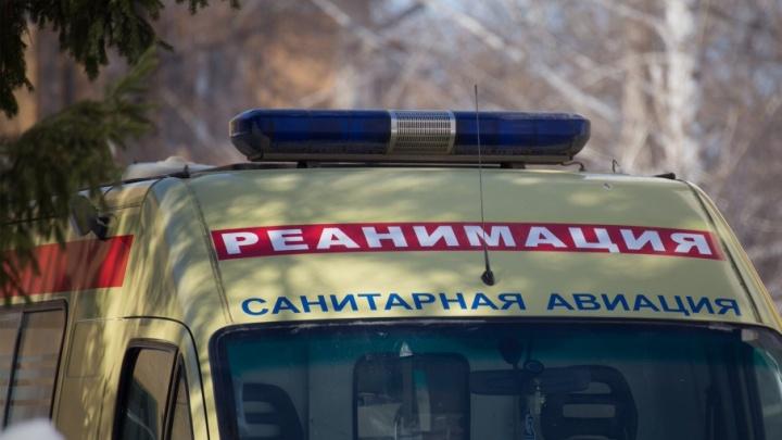 В Уфе из-за взрыва аэрозольного баллончика обгорел восьмилетний ребенок