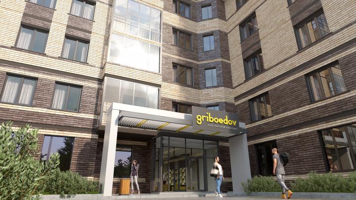 Спецпредложение от застройщика: квартиры с террасами в новом доме продают от 3 620 000 рублей