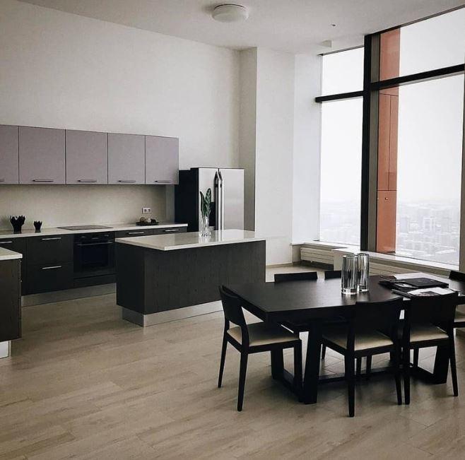 Фото квартиры, которую сдают в аренду в башне «Исеть»