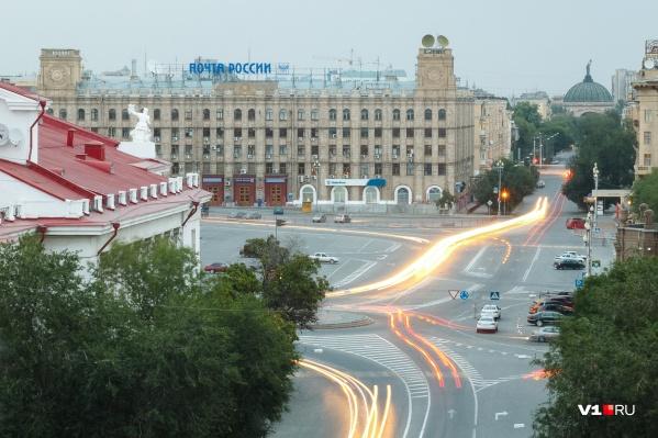 По популярности среди туристов Волгоград сравнится с Таганрогом и Новочеркасском