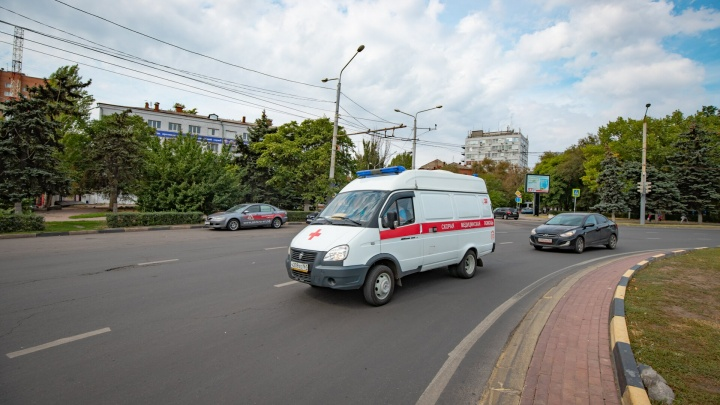 В ДТП с грузовиком в Ростовской области пострадал 10-летний ребенок