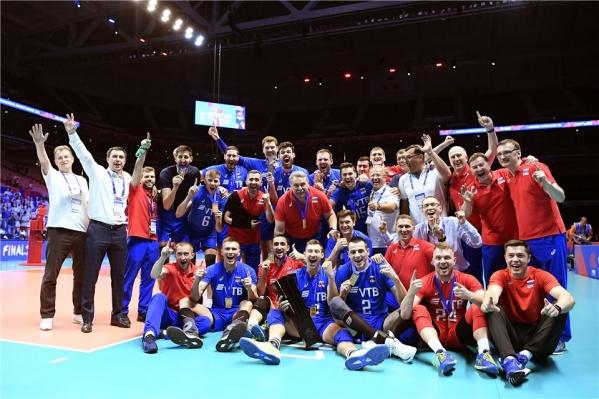 Победа сборной России под руководством Сергея Шляпникова в Лиге наций стала одной из причин того, что чемпионат мира пройдёт в России