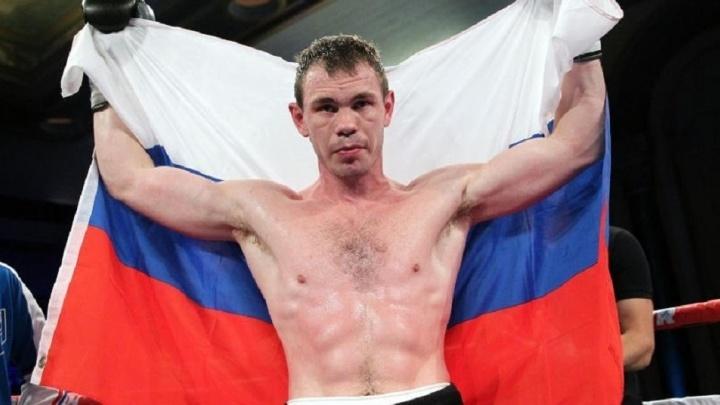 Свердловчанин Егор Мехонцев выиграл бой с венесуэльцем Гусмиром Пердомо на Красной площади