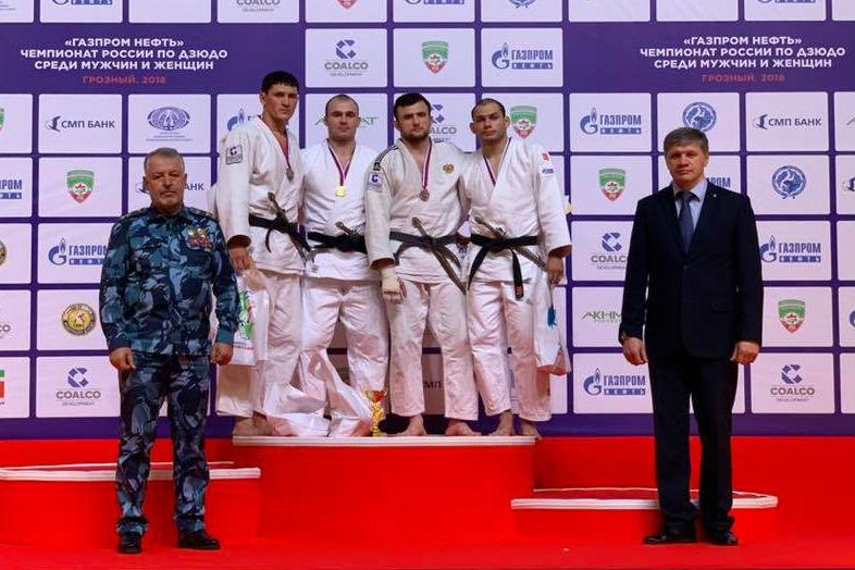 Челябинец Олег Ишимов стал чемпионом России по дзюдо