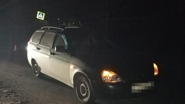Под Уфой«Лада-Приора» сбила пешехода: женщина скончалась на месте