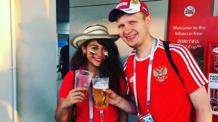 Хайп за 150 тысяч: журналист, проспоривший из-за сборной России, закатил вечеринку в Екатеринбурге