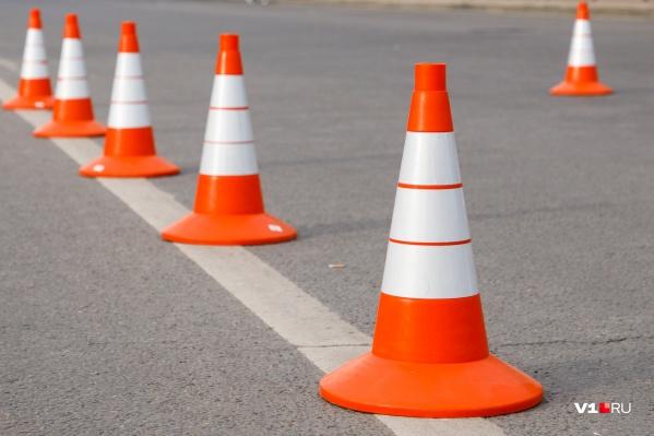 Водителей потеснили, чтобы обезопасить пешеходов