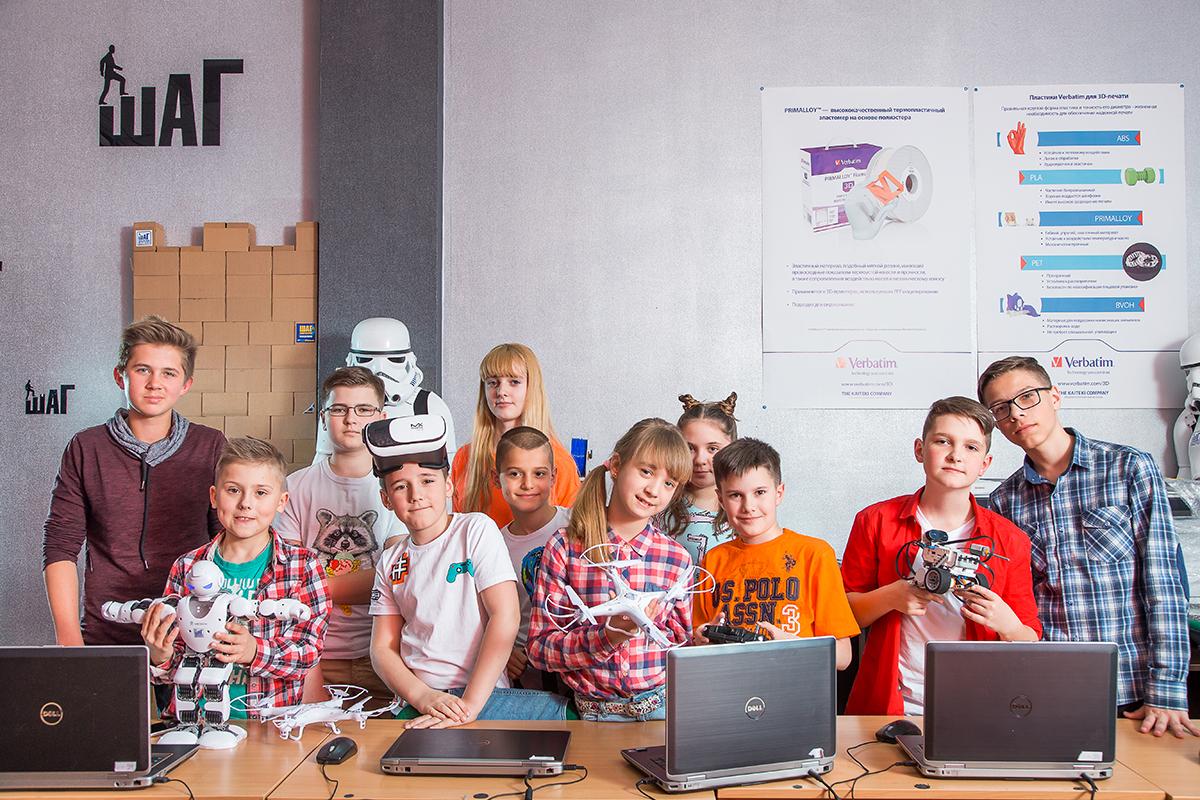 На каникулах при академии будет работать летний компьютерный лагерь