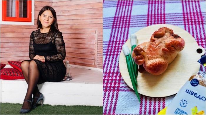 Котлета с ноготок: сибирячка делает крошечную еду, чтобы спастись от депрессии в декрете