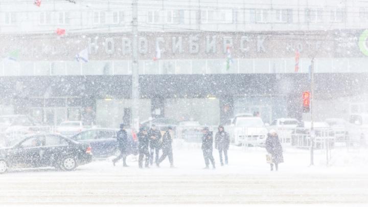 «Зима ещё проснётся»: после снегопадов новосибирцев ждёт очередная волна холода