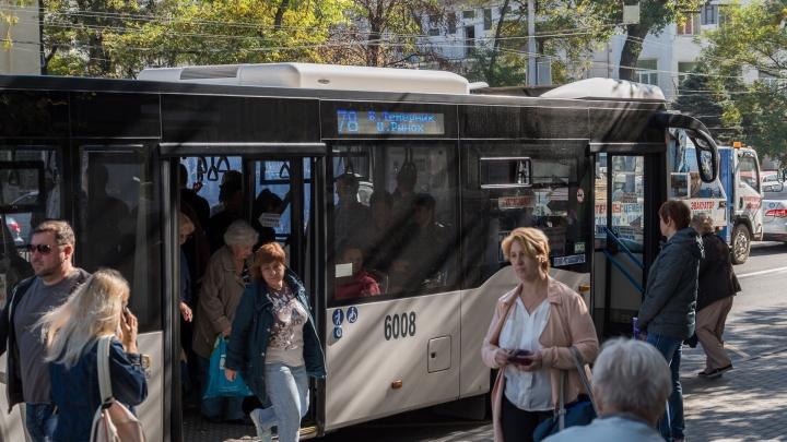 В Ростове изменят схему движения транспорта в день Великого освящения собора