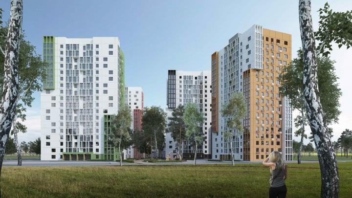 Убыточная компания челябинского депутата застроит жильем большой участок земли в Екатеринбурге