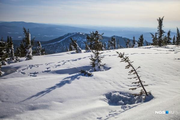 Сноубордист катался вне трассы и погиб при падении в снег рядом с ручьём