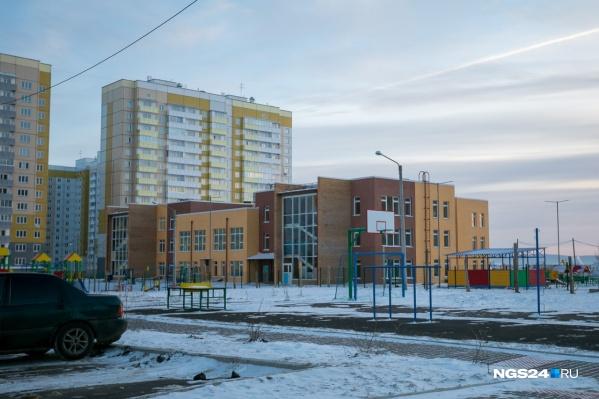 Новый детский сад расположен на Ольховой, 8