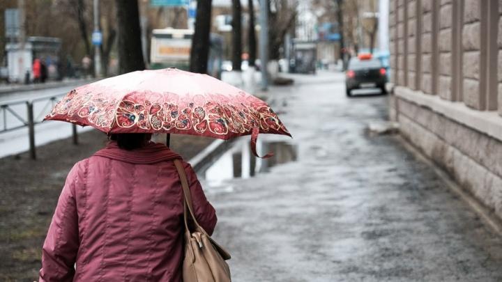 Дождливо и холодно: какой будет погода в Прикамье в праздничные выходные
