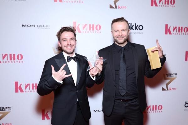 Александра Петрова признали лучшим актёром