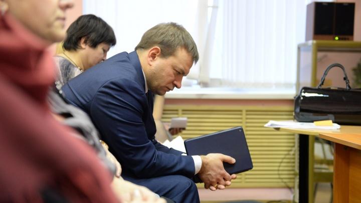 Новый глава Екатеринбурга уволил семерых чиновников мэрии, в их числе Вячеслав Трапезников