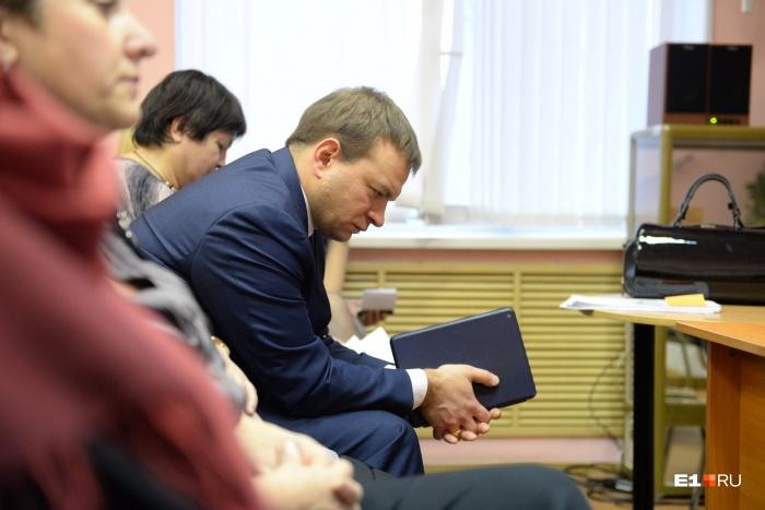 Вячеслав Трапезников руководил Орджоникидзевским районом