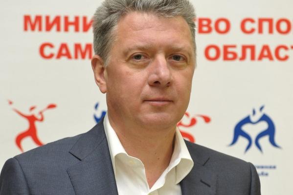 Дмитрия Шляхтина официальноназначили на должность министра спорта Самарской области