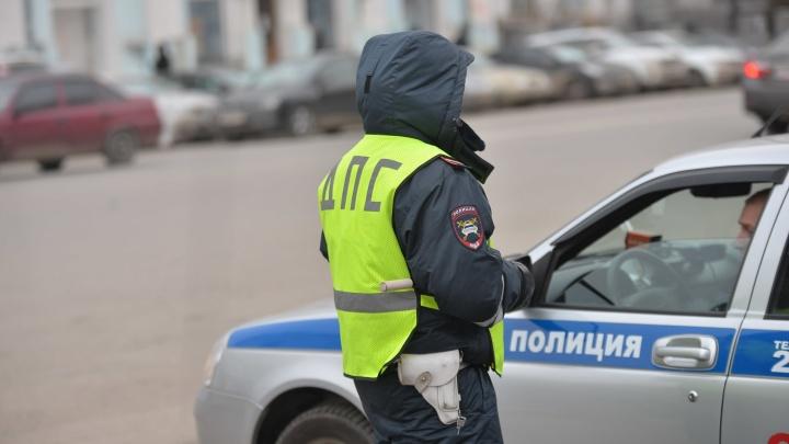 В Екатеринбурге инспекторы ГИБДД устроили погоню за пьяным оперативником полиции
