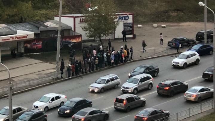 Опоздание неизбежно: в Уфе нелегальные водители отказались выходить на линию