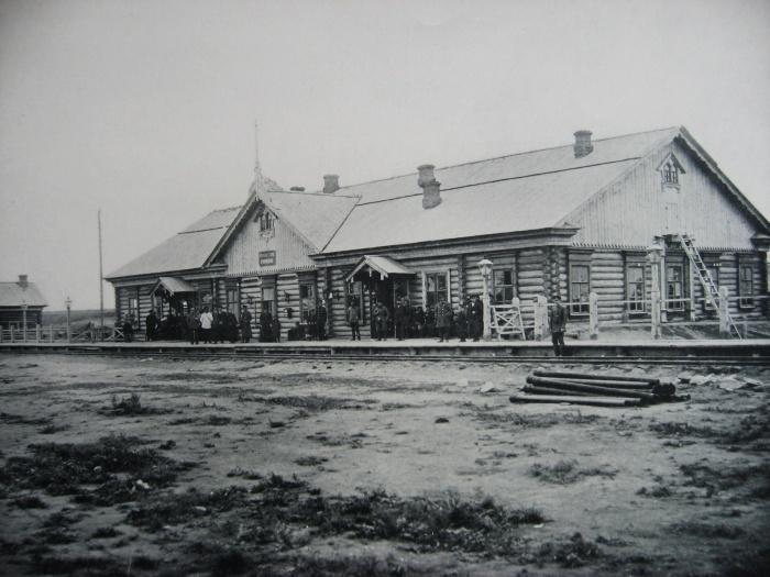 Временная станция Кривощёково