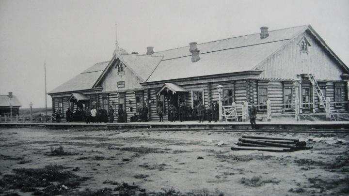 Коллекционер собрал старинные снимки Ново-Николаевска, сделанные неизвестными фотографами