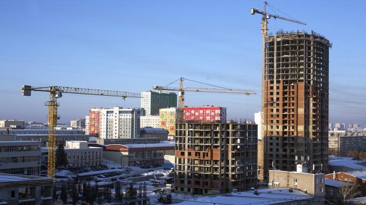 Здесь вырастет многоэтажка: власти Уфы разрешили застроить четыре района города