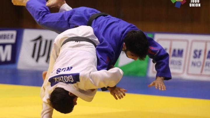 Екатеринбуржец завоевал серебро Кубка Европы по дзюдо в Болгарии