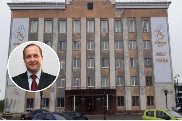 Дума Тобольского района отправила в отставку Юрия Батта