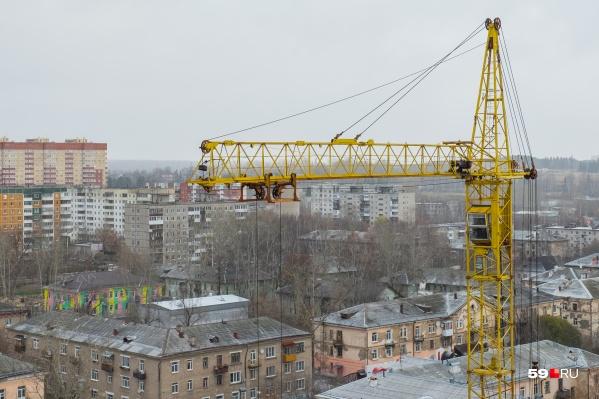 Высота здания может превышать 200 метров