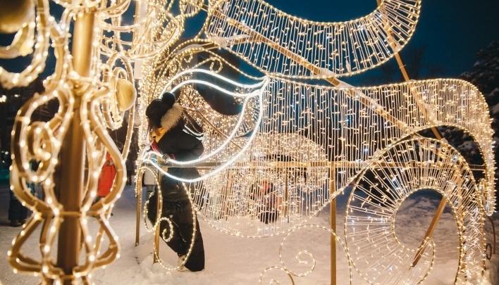 Тюменцам обещают морозный Новый год. Публикуем предварительный прогноз на 31 декабря