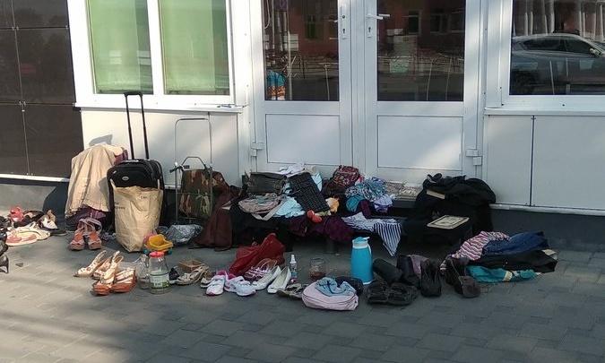 Нет — свалкам одежды: в Самаре прикрыли блошиный рынок около «Буревестника»