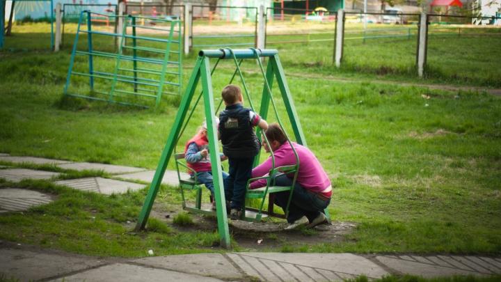 «Пиналдо разрыва связок»: мать четверых детей с тяжёлой судьбой сбежала в Красноярск от мужа