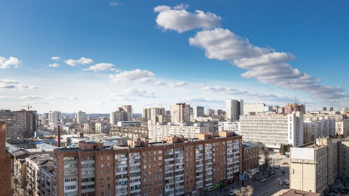 Потепление: какая погода ждет ростовчан на ближайшей неделе