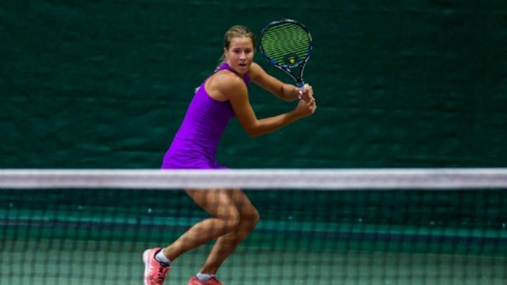 Волгоградка Анастасия Захарова завоевала золото и серебро Кубка России по теннису
