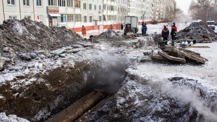 Жизнь после аварии: энергетики ответили на вопросы жителей Кировского района