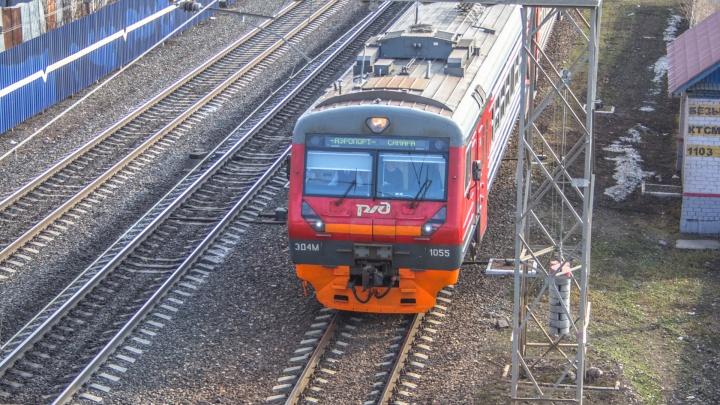 В Самарской области сняли с поезда 52-летнего наркомана