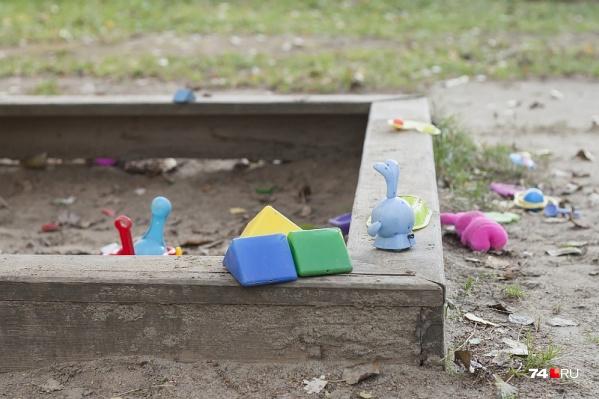 В октябре детский сад в Юрюзани остался без охраны