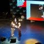 «Здесь был мой первый спектакль»: в Челябинске актёру Александру Палю вручили кентавра