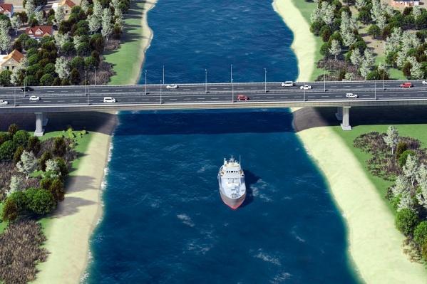 Первый этап строительства обхода Волгограда планируется завершить в 2024 году