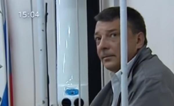 Михаил Максименко получил 13 лет колонии строгого режима