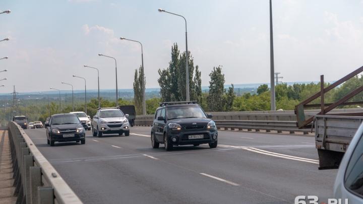 «Люди мучаются»: самарцы предложили расширить дорогу от ТЦ «Амбар» до Южного моста