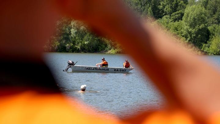 На берегу сбросного канала в Уфе водолазы ищут пропавшего мальчика