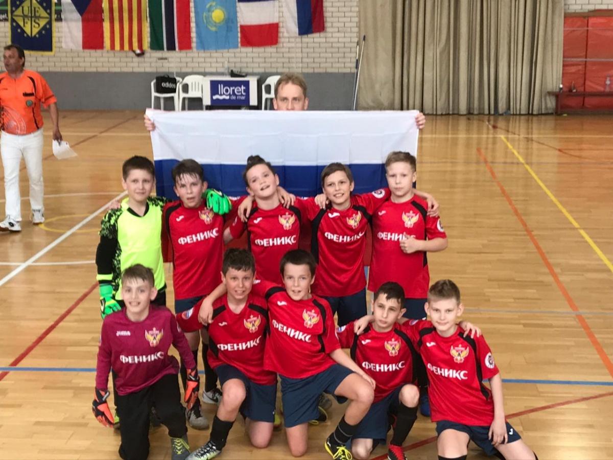 Сборная Свердловской области выиграла Кубок Европы по футзалу и микрофутзалу
