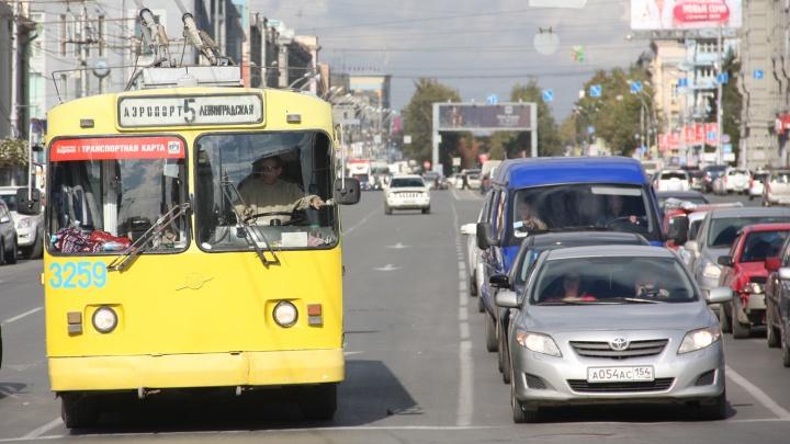 Водители троллейбусов не сумели отстоять в суде право на дополнительный отпуск